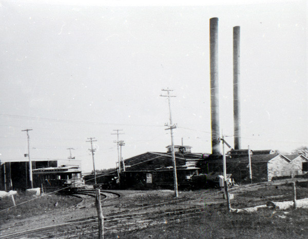 Seaview Railroad Power Plant