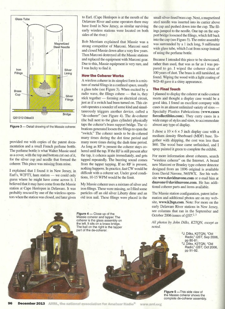 QST December 2013 page 2