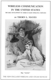 Thorn Mayes book cover
