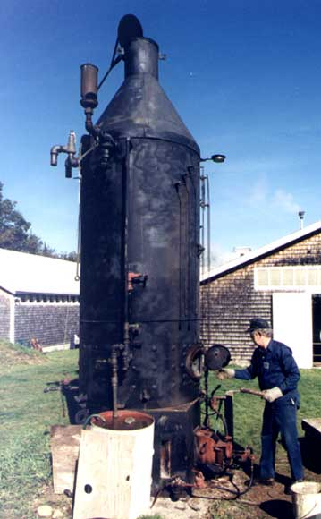 Eclipse Lookout Boiler