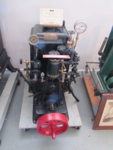 Shipman Boston Model engine & boiler