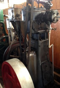 Sturtevant steam engine