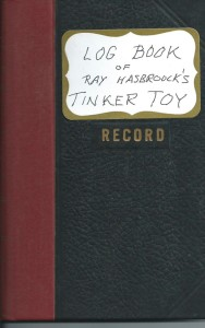 TinkerToy Logbook cover