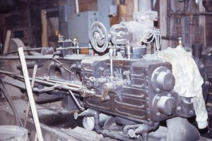 Fitchburg engine in Noone Mill