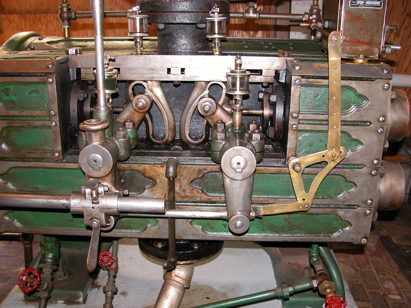 Fitchburg valve gear