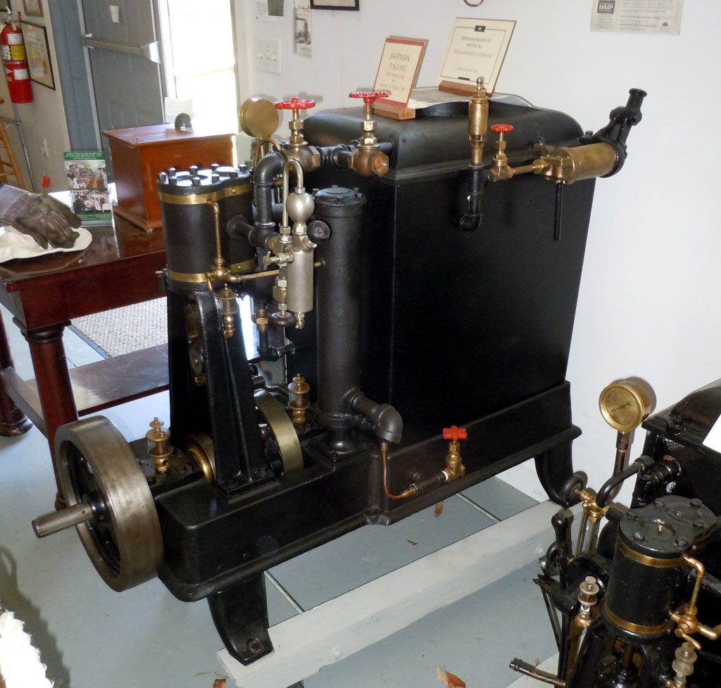 Shipman Boston engine