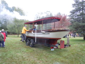 The Hope steam boat