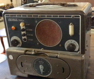 Peirce 260 wire recorder