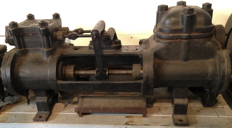 Worthington Boiler Feed Pump – New England Wireless & Steam Museum