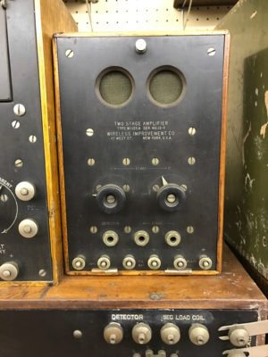 Two Stage Amplifier Type WI-125A – New England Wireless